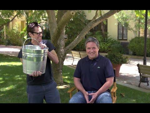 Brad Grey ALS Ice Bucket Challenge