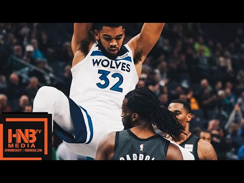 Minnesota Timberwolves vs Brooklyn Nets Full Game Highlights | 11.12.2018, NBA Season