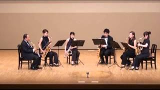 アレーズサクソフォンアンサンブル コンサート2010 in やつしろ 201...