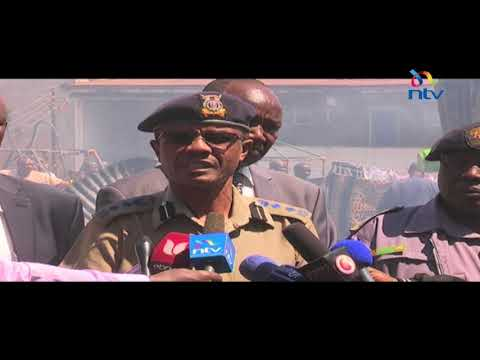 Over 54 police officers left homeless after fire outbreak