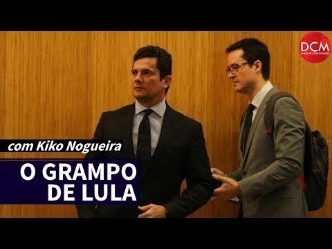 """Filigranas"": Moro e Dallagnol usaram grampo seletivo de Lula para derrubar Dilma"