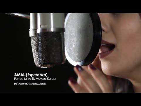 Middle Eastern Vocal Improvisation - Mayssa Karaa - Amal (Esperanza) by Fahed Mitri
