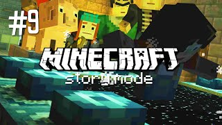 TO THE END! - MINECRAFT STORYMODE (EP.9)