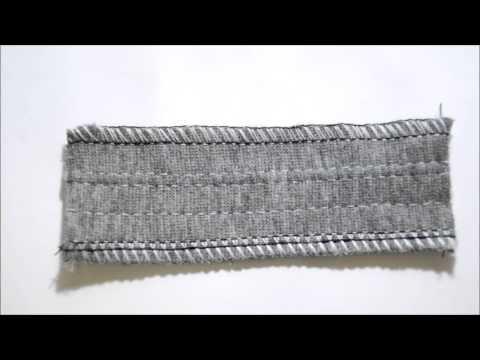 Как шов на оверлоке сделать мягче/текстурированная нить
