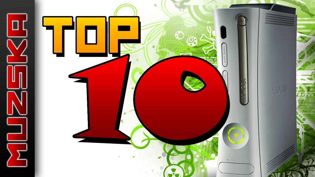 Los 10 Mejores Juegos De Xbox 360 Top 10 Youtube