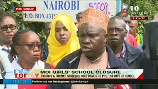 SUPKEM representative condemns rape of Moi Girls student, demands justice