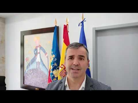 Antonio Puerto - Comunicado Coronavirus 18 - marzo - 2020 #Aspe