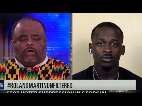 Older Black Men Are Always Hating On Younger Black Men!