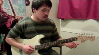 March 2012 - Funky Monks - Red Hot Chili Peppers - Lick of the Month - NYC Guitar School Lesson