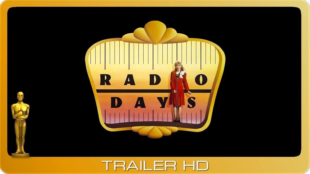 Radio Days ≣ 1987 ≣ Trailer ≣ German | Deutsch