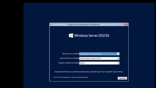Instalacion de Windows Server 2012 Datacenter update 3 en Vmware 12