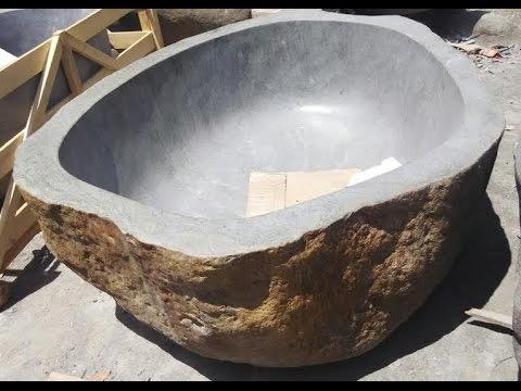 Captivating Stone Bathtubs | Rock Tubs