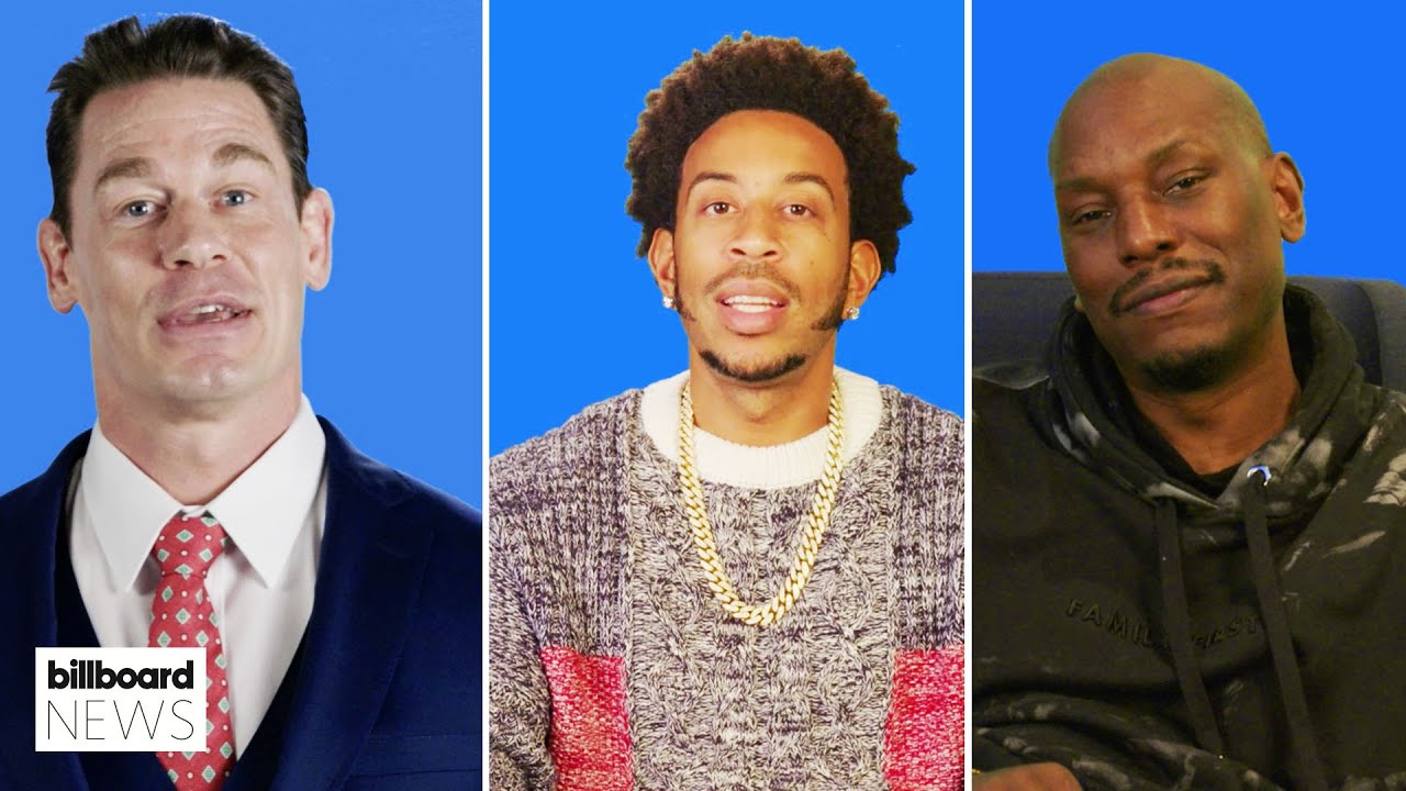 'Fast and Furious' Stars Talk About Who They'd Love to Collaborate With I Billboard News