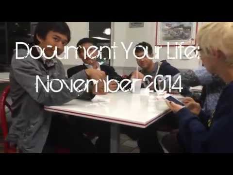 Document Your Life: November 2014