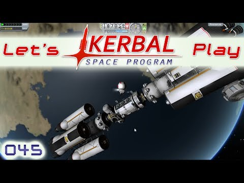 Kerbal Space Program #45 - Crew Transfer
