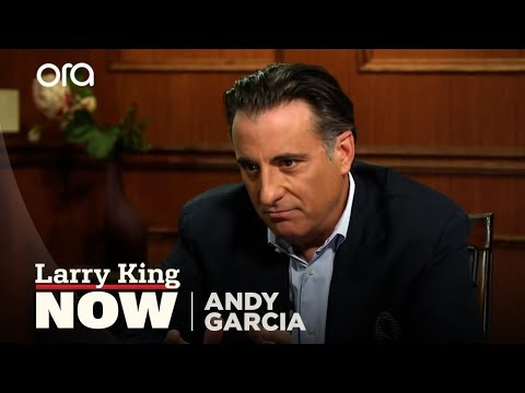 Will There Be a Godfather 4? | Andy Garcia | Larry King Now - Ora TV