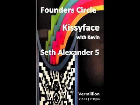 """Founder's Circle"" - Vermillion Art Gallery & Bar - 2/2/17 - Seattle, WA"