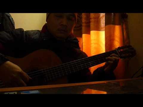 Nhớ em - Lê Hùng Phong - Guitar Solo