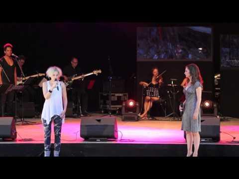 16. Sommernacht des Musicals - Pia Douwes und Sabrina Weckerlin