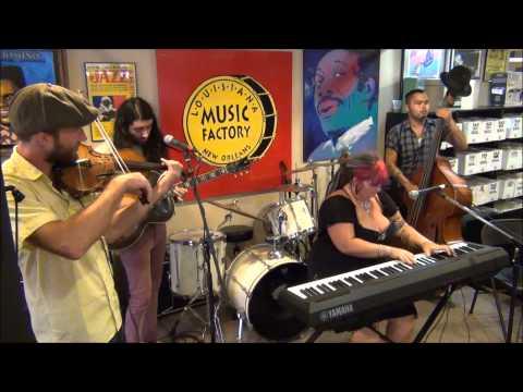 Sarah McCoy @ Louisiana Music Factory 2014