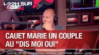 """Cauet marie un couple au """"Dis moi oui"""" - C'Cauet sur NRJ"""