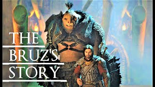 Shadow of War: Middle Earth™ Unique Orc Encounter & Quotes #72 ALL BRUZ CUTSCENES & EXTRA