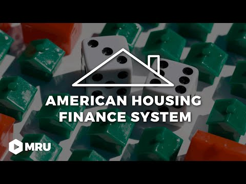 The American Housing Finance System Introduction
