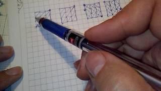 Урок 4.Техника вышивки крестиком с идеальной изнанкой.Авторский полный курс обучения.