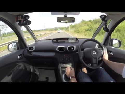 Review And Virtual Video Test Drive In Our Citroen C3 Pico 1 6 Hdi Selection Mpv 5dr Sel