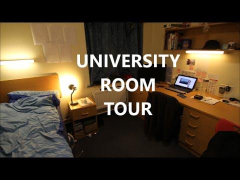 University Halls Room Tour