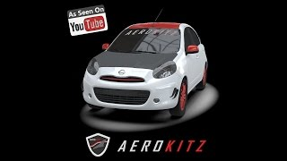 Video Aerokitz, Aksesoris Modifikasi Nissan March (Masculin Style) download MP3, 3GP, MP4, WEBM, AVI, FLV Maret 2018