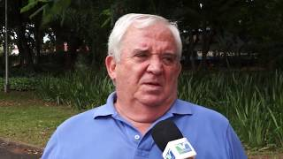 Vereadores em Ação - José Carlos Porsani no Parque Infantil