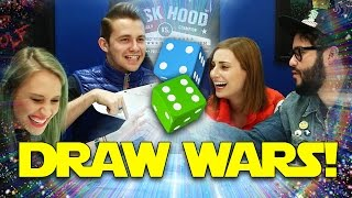SourceFed Invents a New Game - Draw Wars!! - SourceFed Plays