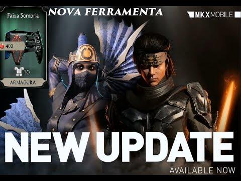 Mortal Kombat X Nova Atualização 09-2018 thumbnail