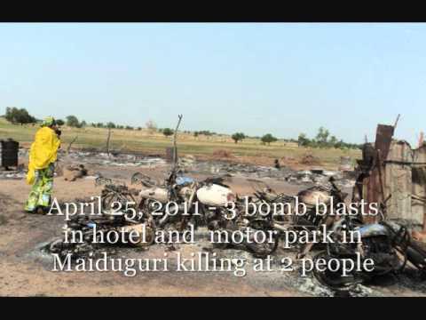 Boko Haram timeline of events