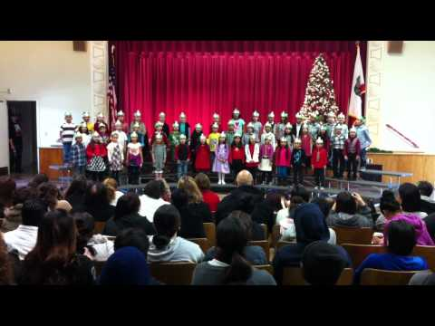 Short Avenue Elementary School 1st Grade Christmas 2nd Performance
