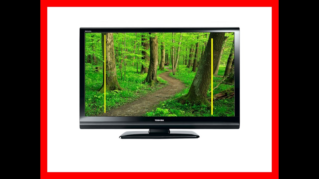 Falla tv lcd linea vertical repara lcd curso gratis descargar - YouTube
