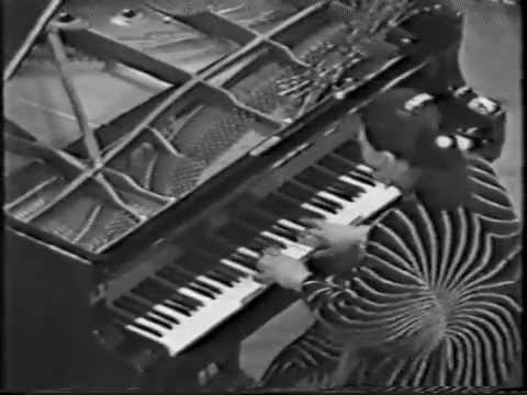 Oxana Yablonskaya Chopin sonate N 2 ; 3-4 part