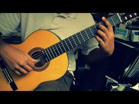 Tu Ca Nun Chiagne - Guitar - arr. Alirio Diaz