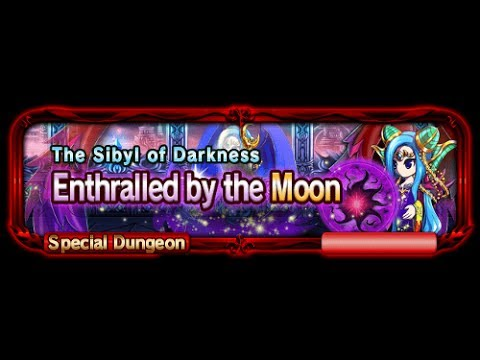 Brave Frontier: The Sibyl of Darkness - Enthralled by the Moon!!!