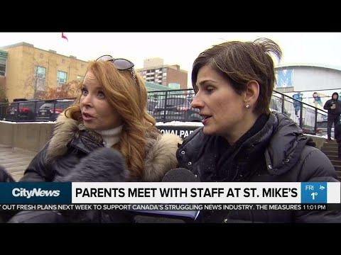 St Michael's College Holds Town Hall For Parents Amid Allegations