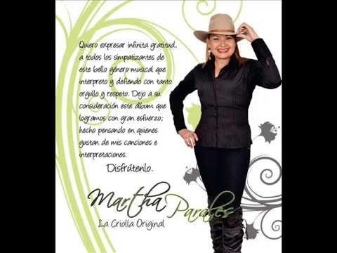 Martha Parales - Recordando mis vivencias