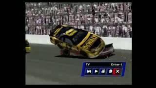 NASCAR Heat 2002 Blowovers #3