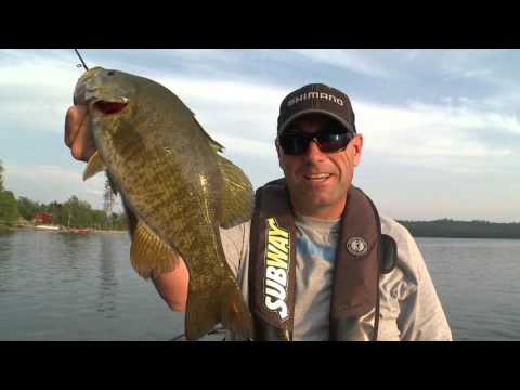Drop Shot Smallmouth Bass - Dave Mercer's Facts Of Fishing THE SHOW Season 6 Episode 1 Full Episode