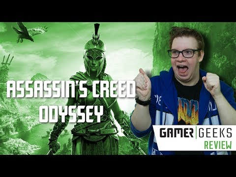 Review - Assassin's Creed Odyssey - Grootser, Mooier, Beter! thumbnail