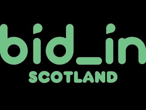 Bid-In Scotland by Blue Parrot Company