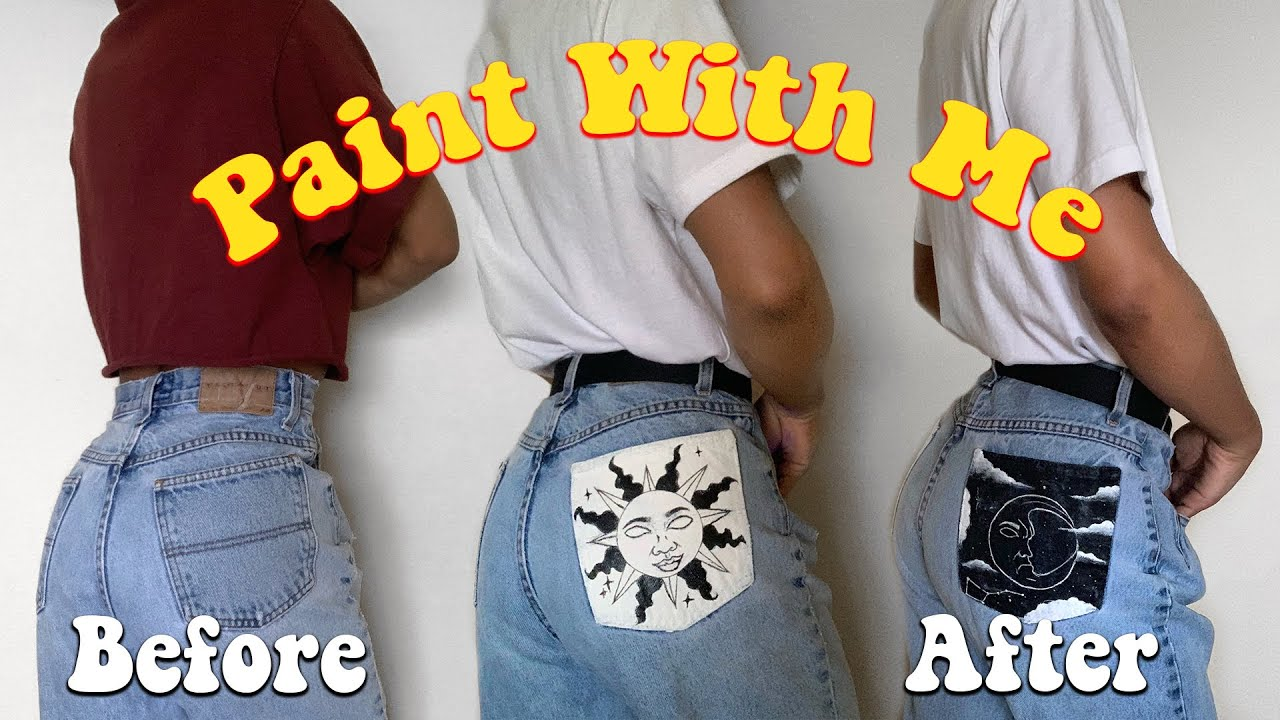 Painting On My Jeans Youtube,Driveway Gate Designs
