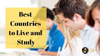 Best Countries to Live and Study 2020