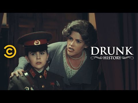 Eleanor Roosevelt's Friendship with a Deadly Soviet Sniper (feat. Busy Philipps) - Drunk History