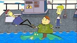 Везуха   Мой дом Серия 38 Мультфильм для детей и взрослых